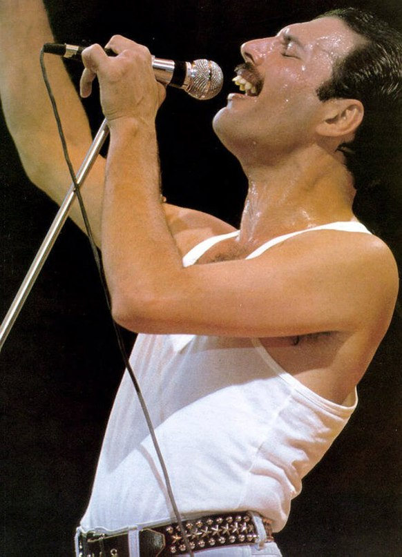 The Show Must Go On QUEEN - Freddie Mercury