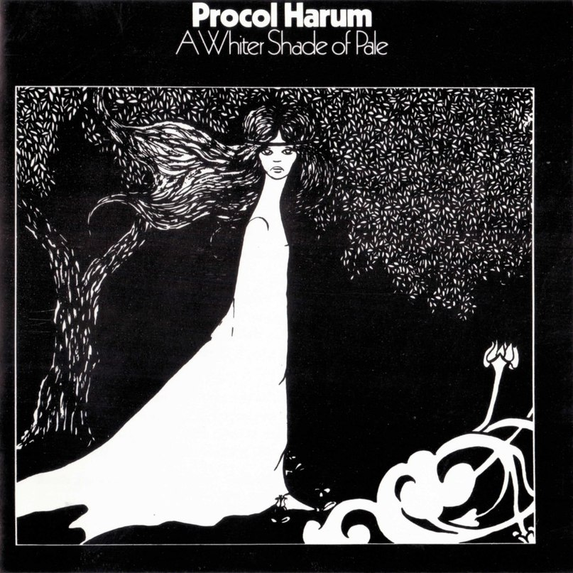 A Whiter Shade Of Pale (1967) Procol Harum