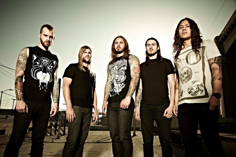The Darkest Nights As I Lay Dying
