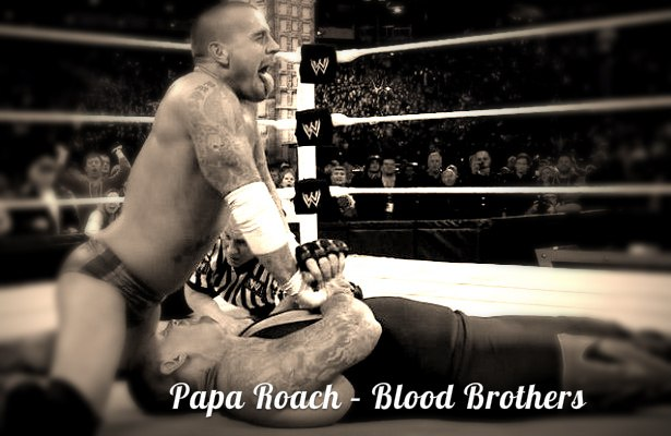 blood brothers Papa Roach