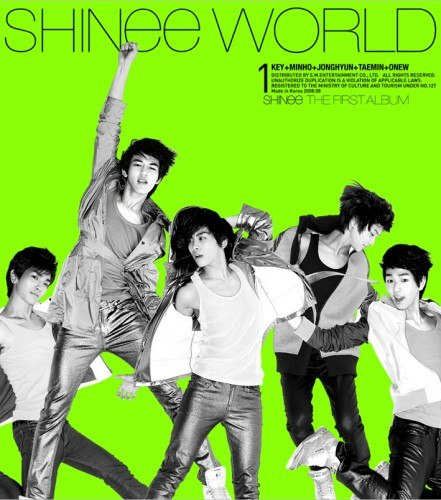 The SHINee World (Doo-Bop) SHINee