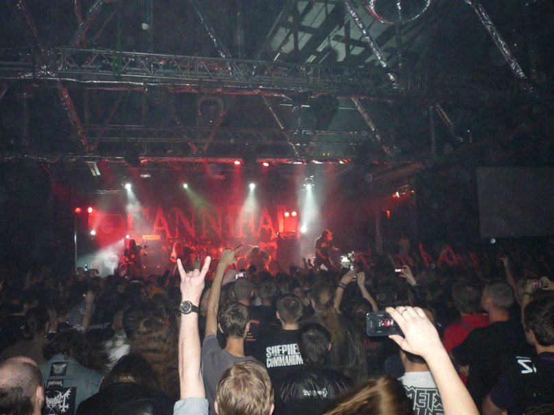 Demented Aggression Cannibal Corpse