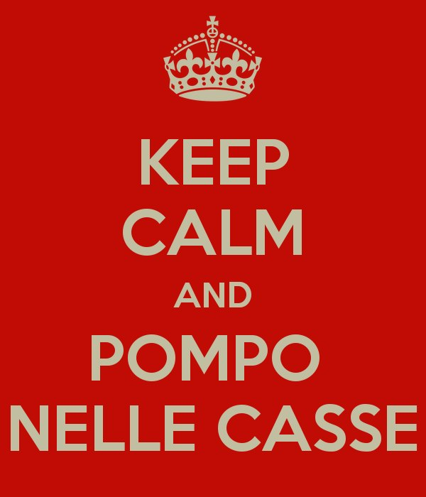 Pompo Nelle Casse Power Francers and D-Bag