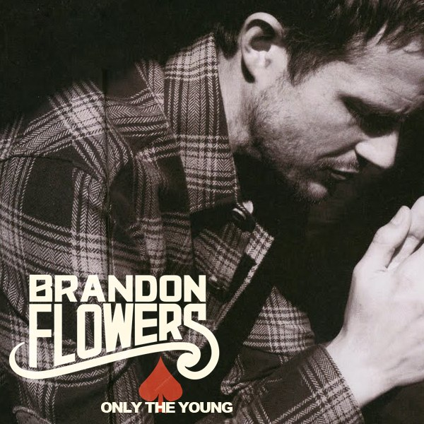 Only The Young Brandon Flowers