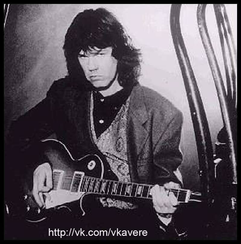 Parisienne Walkways Gary Moore