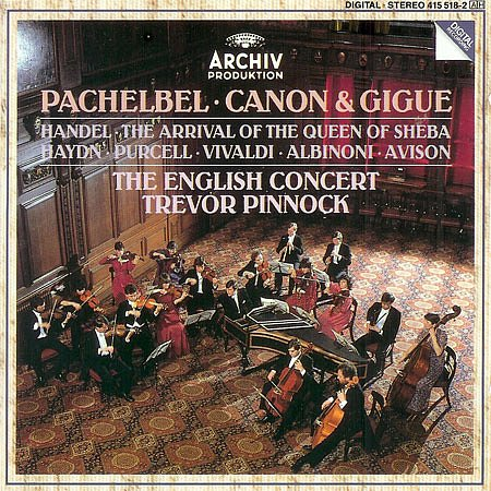 Canon in D Major Johann Pachelbel