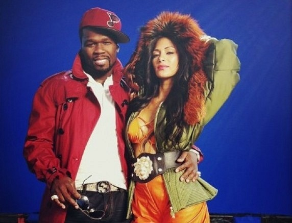 Right There Nicole Scherzinger ft. 50 Cent