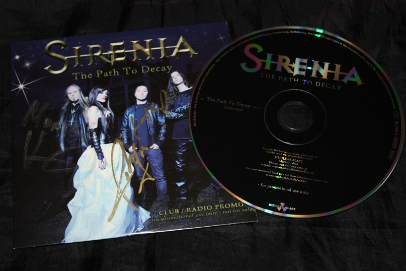 The Path To Decay Sirenia