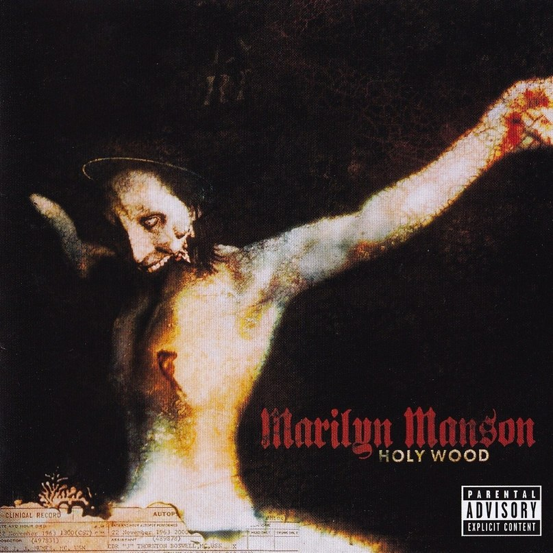 In The Shadow Of The Valley Of Death Marilyn Manson