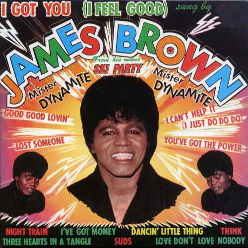 I Got You (I Feel Good) James Brown