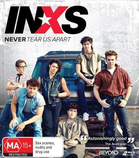 Never Tear Us Apart INXS