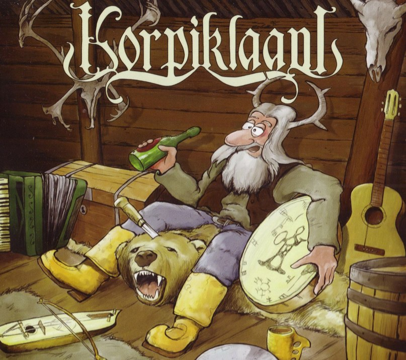 Vodka Korpiklaani