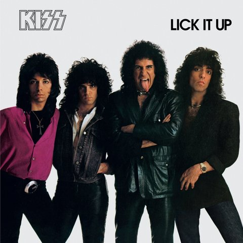 Lick it up Kiss