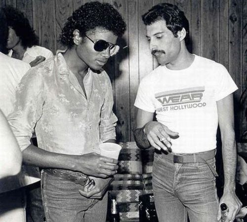 State Of Shock Freddie Mercury and Michael Jackson