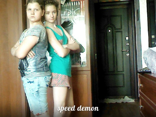 Speed Demon UDO