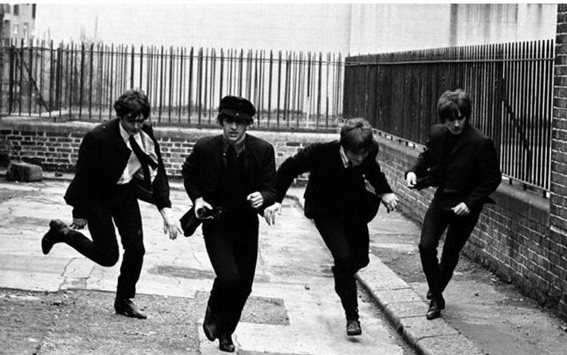 A Hard Days Night The Beatles