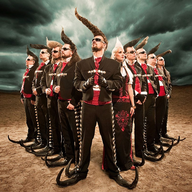 You're My Heart, You're My Soul Leningrad Cowboys