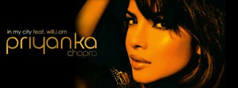 In My City Priyanka Chopra