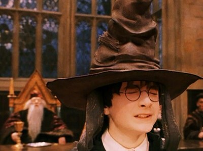 The Sorting Hat Riddle TM