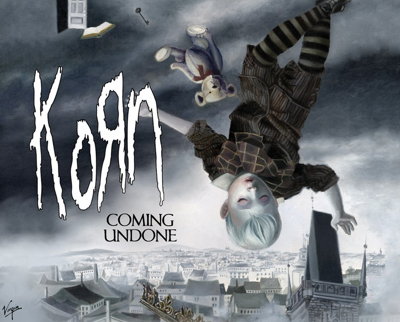 Coming Undone Korn