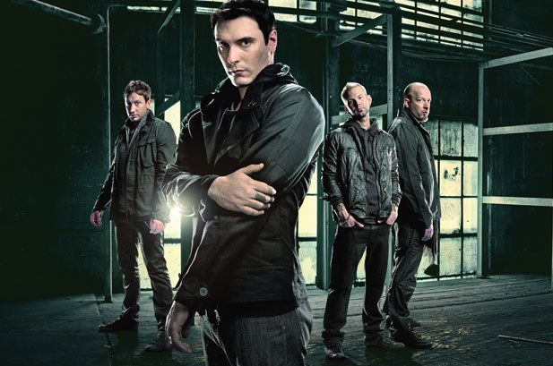 I follow you, you follow me Breaking Benjamin
