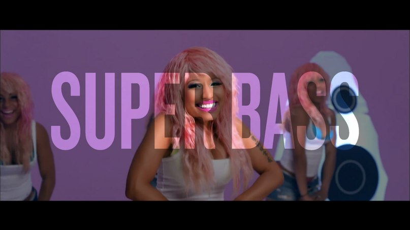 Super Bass Nicki Minaj