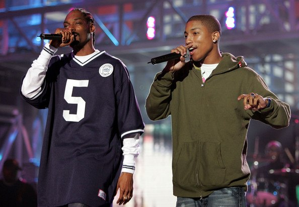 Beautiful Snoop Dogg & Pharrell Williams