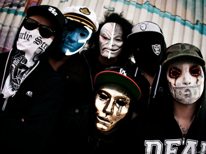 We Are Hollywood Undead