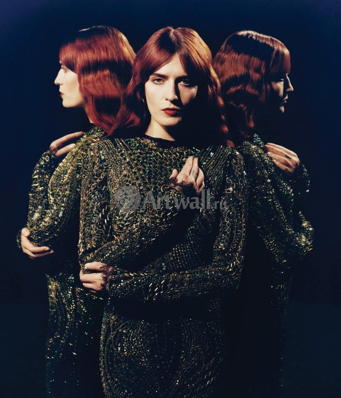 Spectrum (Say My Name) (Calvin Harris Remix) Florence and The Machine