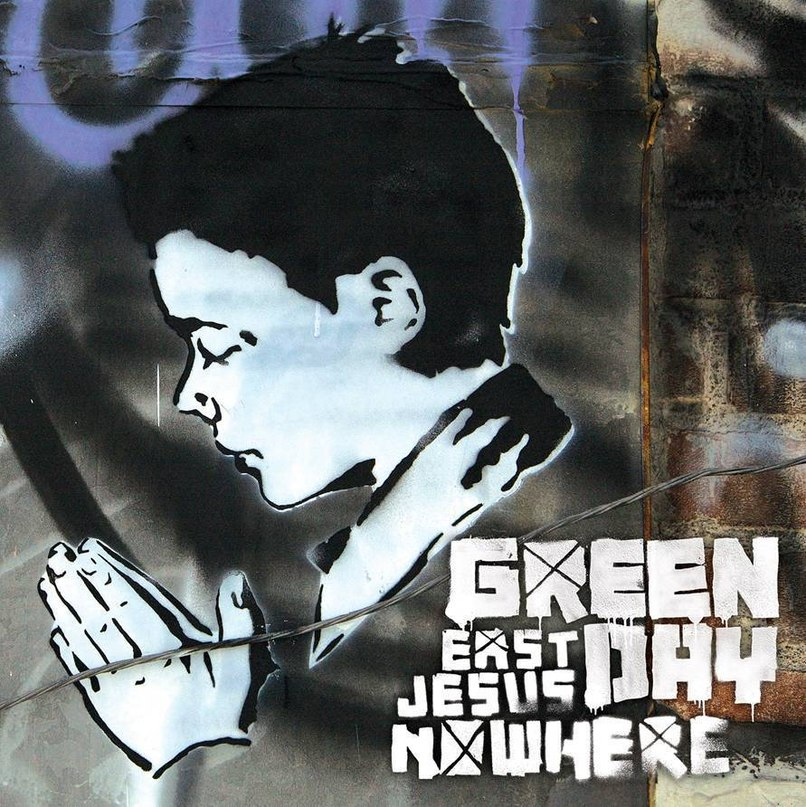 East Jesus Nowhere Green Day