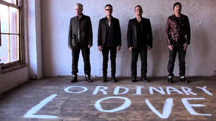 Ordinary love U2