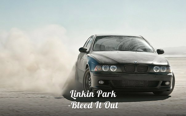 Bleed It Out Linkin Park