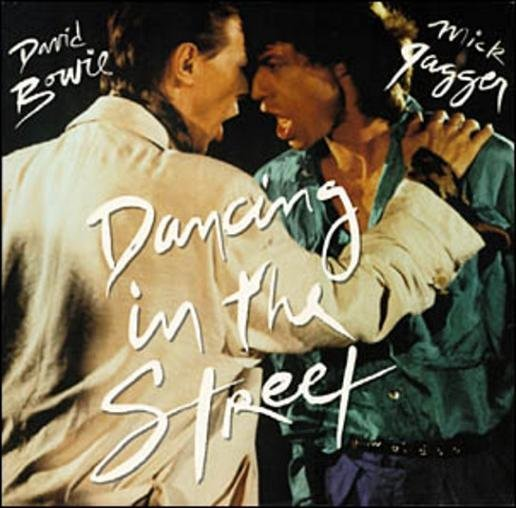 Dancing In The Street Mick Jagger & David Bowie