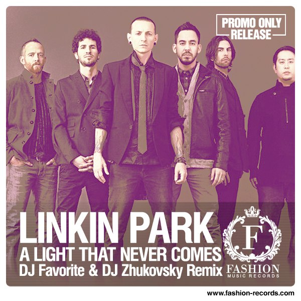 A Light That Never Comes Linkin Park feat. Steve Aoki