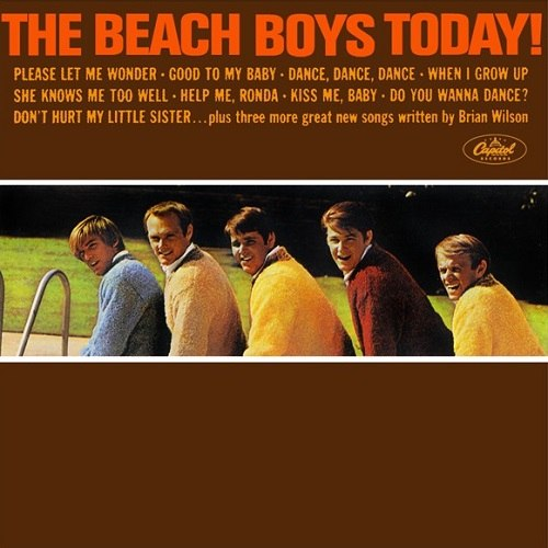 Little Girl (You're My Miss America) The Beach Boys