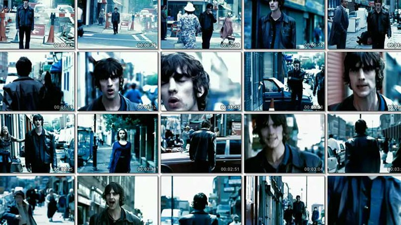 The Bittersweet Symphony The Verve