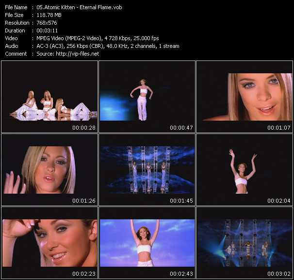 Eternal Flame Atomic Kitten