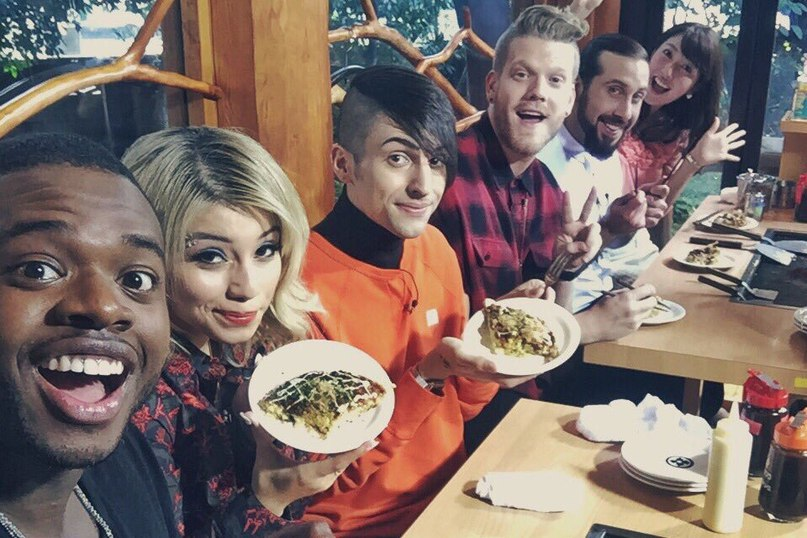 сarol of the bells. pentatonix.
