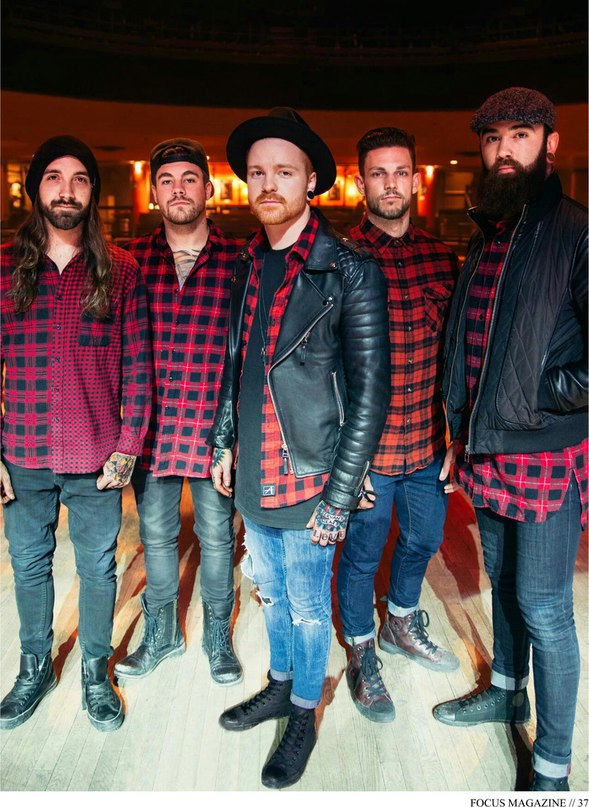 Grenade (Bruno Mars Cover) Memphis May Fire