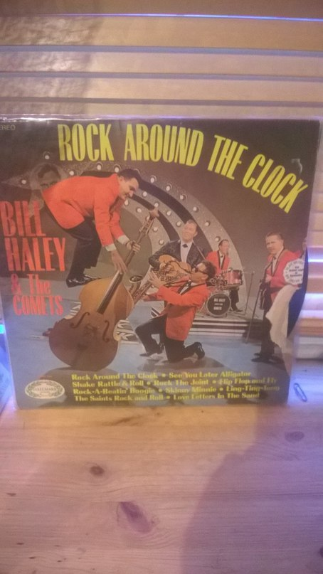 Rock Around The  Clock Bill Haley