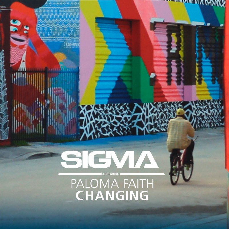 Changing (feat. Paloma Faith) Sigma