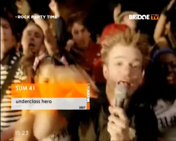 In Too Deep(ОСТ Американский пирог 2) Sum 41