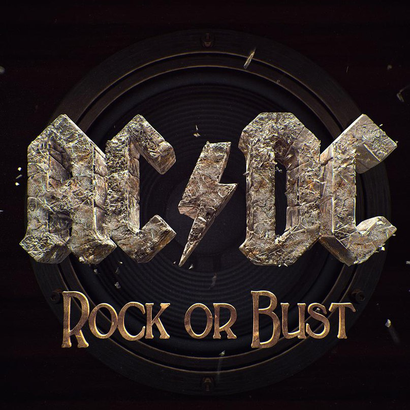 Rock Or Bust ACDC
