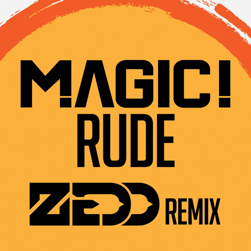 Rude Magic!
