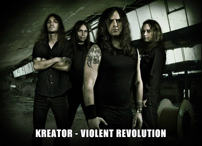 Violent Revolution Kreator