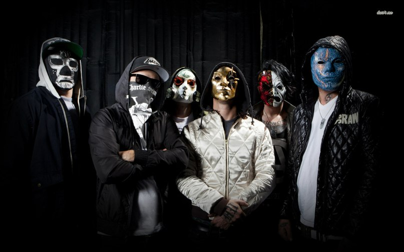Dove and Grenade (Live) Hollywood Undead
