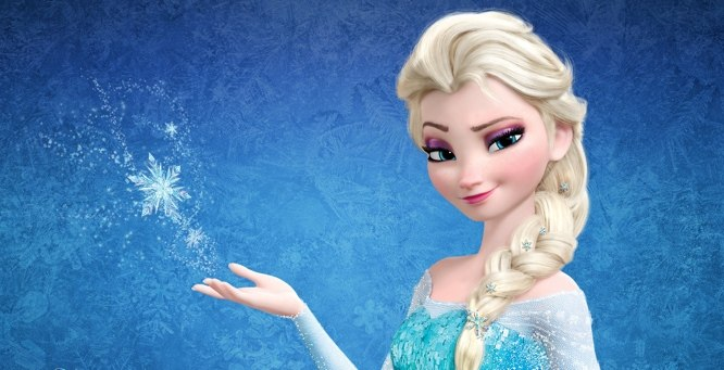 Let It Go (OST Frozen) Idina Menzel