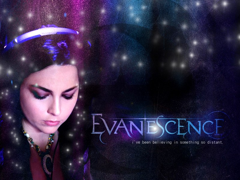 Lost in Paradise Evanescence