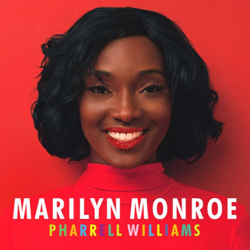 Marilyn Monroe Pharrell Williams