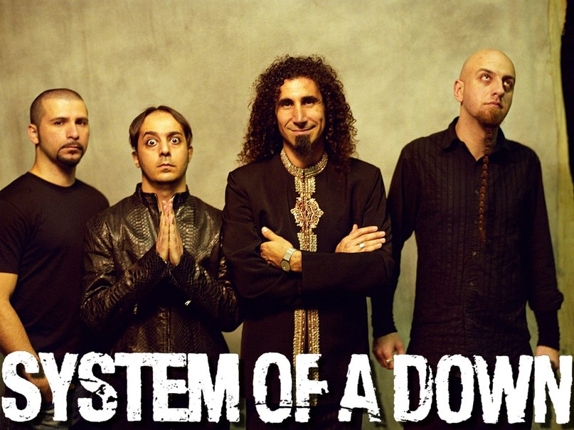 Spiders (acoustic version) System Of A Down